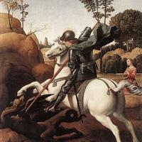 Today is St George's Day!